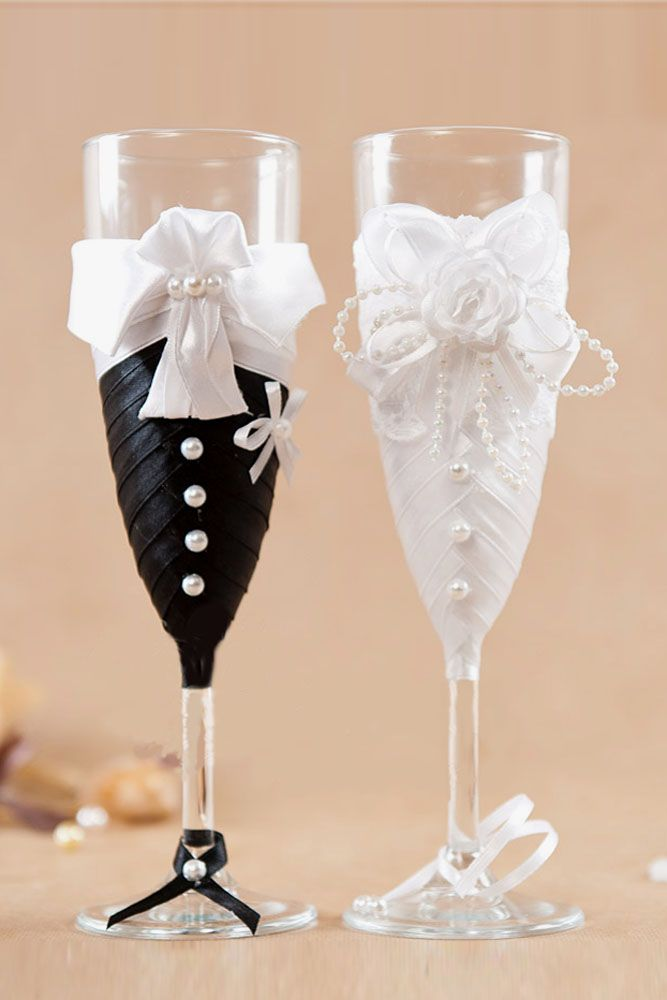 36 Wedding Gles Décor Ideas For Your Day