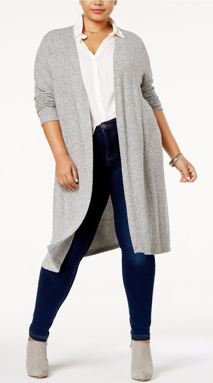 ceee28caa39 Plus Size Duster Cardigan. Plus Size Duster Cardigan Outfits ...