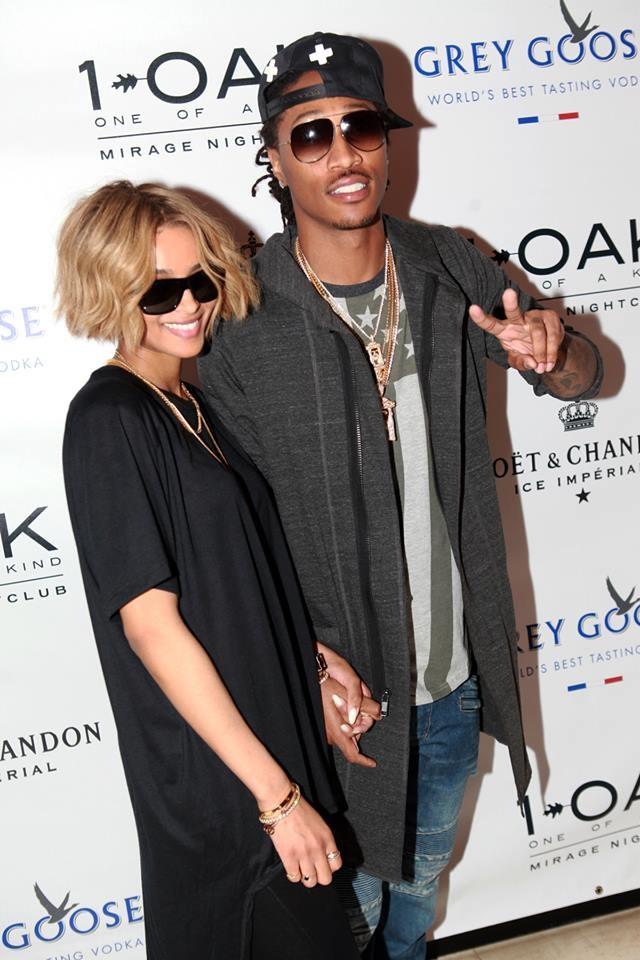rapper future and ciara dating