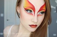 Image result for circus makeup