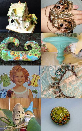 Fairy Land by Deja Vu Home Interiors on Etsy--Pinned with TreasuryPin.com