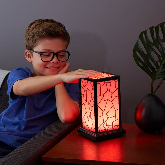 Long Distance Friendship Lamp Wi Fi Touch Lights Uncommongoods Friendship Lamps Long Distance Friendship Distance Gifts
