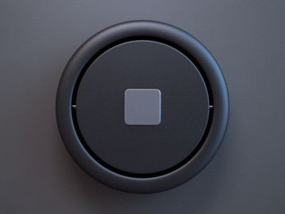 Dribbble - Play / Stop button animation by Webshocker