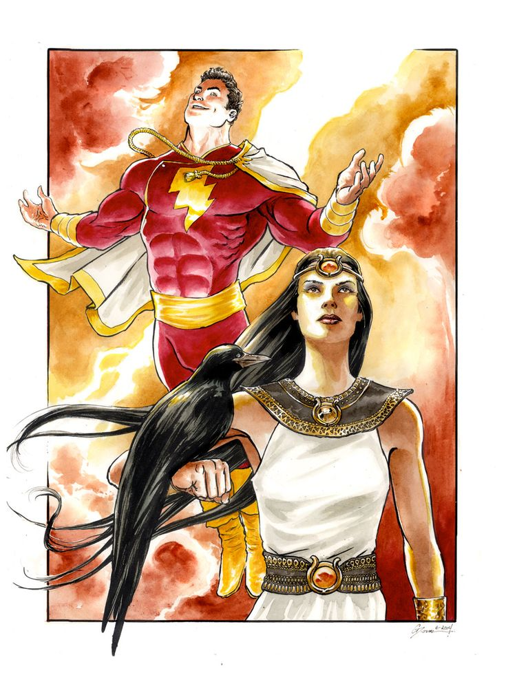 Isis Cartoon Characters 70s : Best images about shazam isis on pinterest