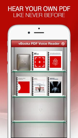 vBookz PDF Voice Reader US by Mindex International Ltd