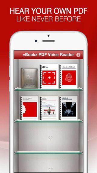 vBookz PDF Voice Reader US by Mindex International Ltd