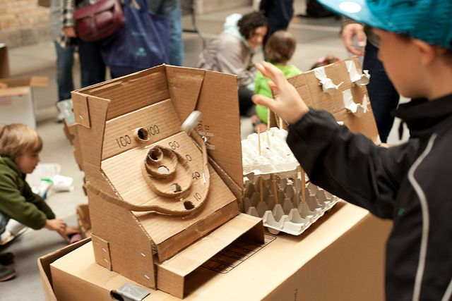 Caines Arcade Toronto: Global Cardboard Challenge by ...