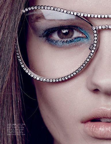Chanel Glasses in Viva Moda