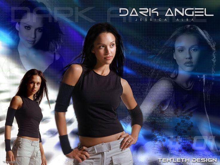 TV Show - dark angel Wallpaper