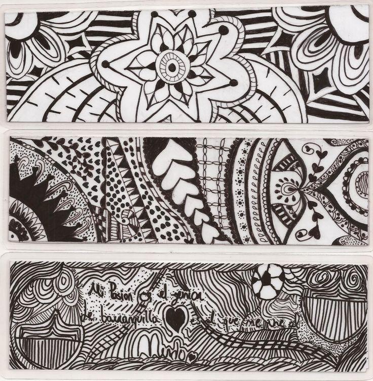 Trabajos de Laila Donado, Marianis Maestre y Hugo Duarte