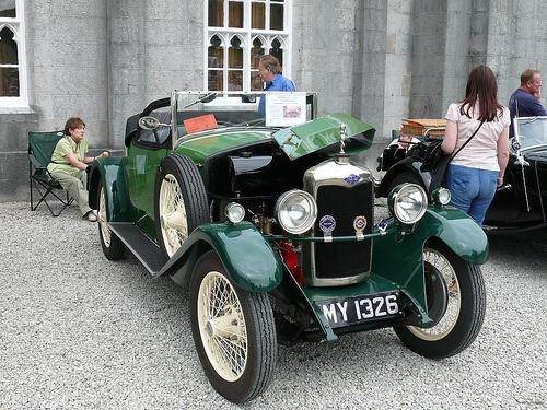 Vintage Car - Riley 9 [MY 1326] 110710 Leighton Hall