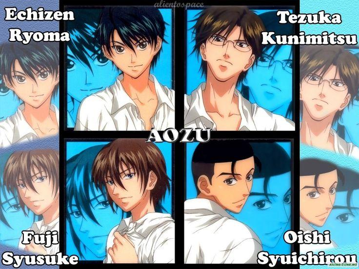 Аниме обои The Prince of Tennis: The National Tournament / Принц тенниса OVA-1 38865
