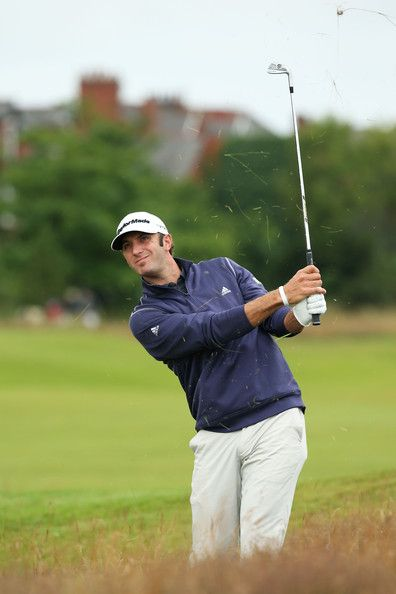 Dustin Johnson Open Championship |