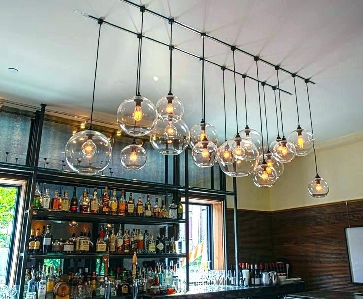 Modern Track Lighting Pendant