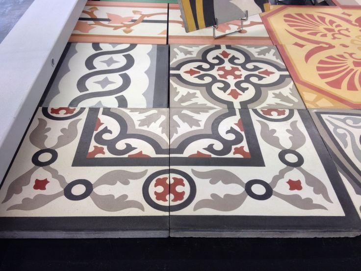 Carreau ciment decoceram id es pour la maison pinterest - Carreau ciment mural ...