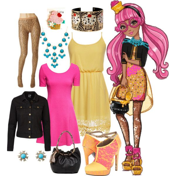 Ginger Breadhouse, Ever After High, Outfit
