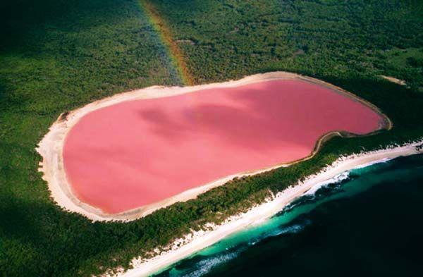 ΚΑΛΗΜΕΡΑΑΑΑ!! Οι ωραιότερες «κόκκινες» λίμνες του πλανήτη! KALHM...