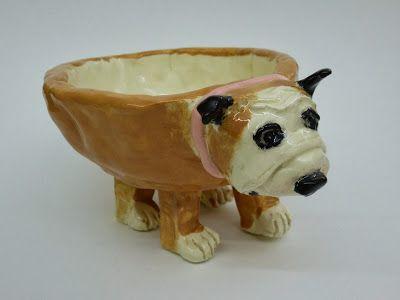 The Calvert Canvas: Adventures in Middle School Art!:  pinch pot animals