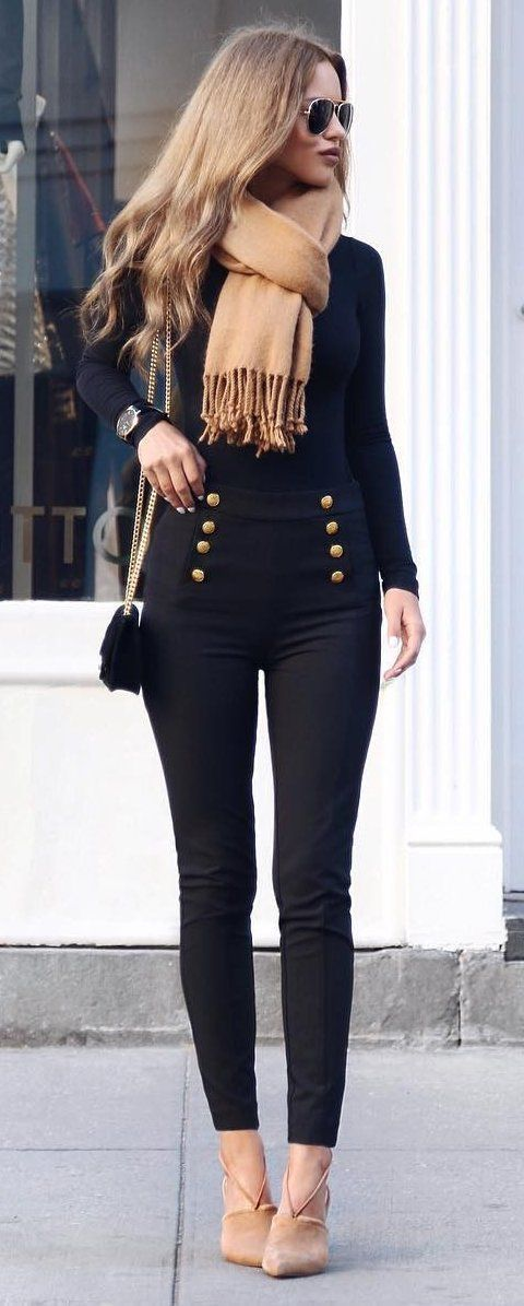 24 Winter Outfits To Make Your Friends Jealous