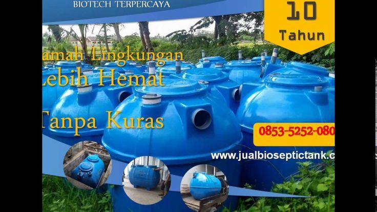 Pabrik Bio Septic Tank Bandung | Jual Septic Tank Biotech Murah | 0853-5...
