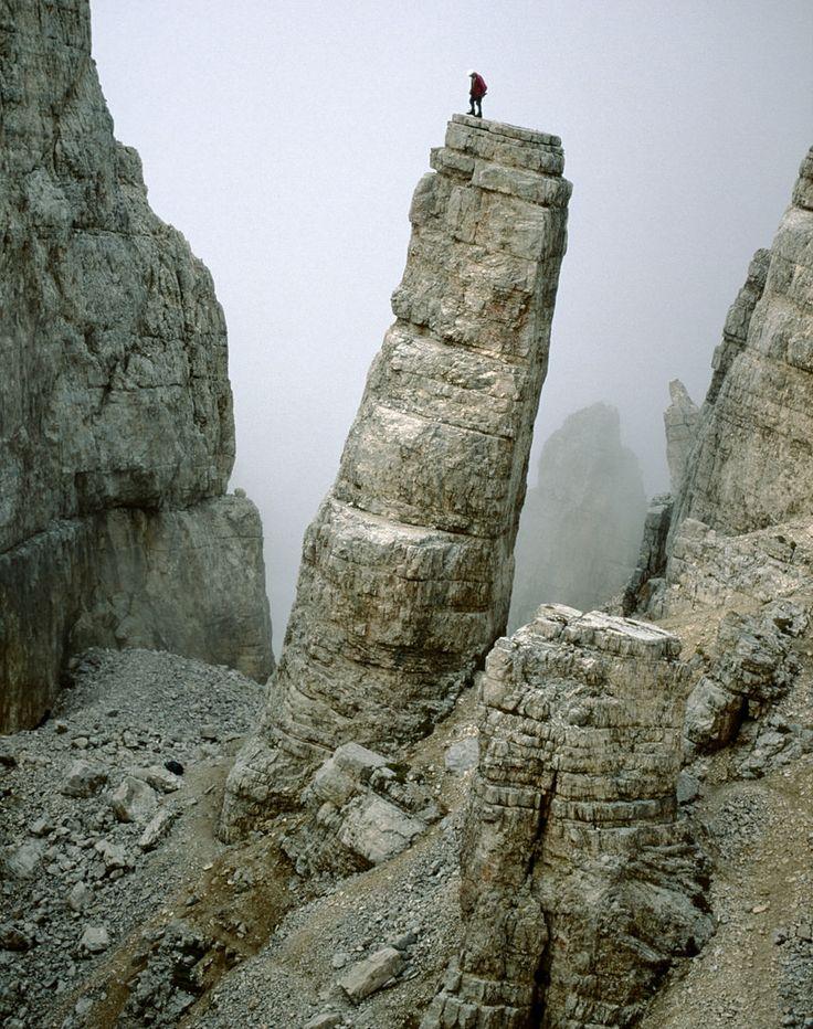 Latemar, Dolomites, Italy by lusuardi.ettore