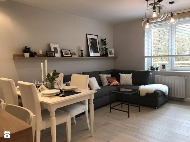 Reamenajarea moderna a unui apartament de 44 metri patrati- Inspiratie in amenajarea casei - www.povesteacasei.ro