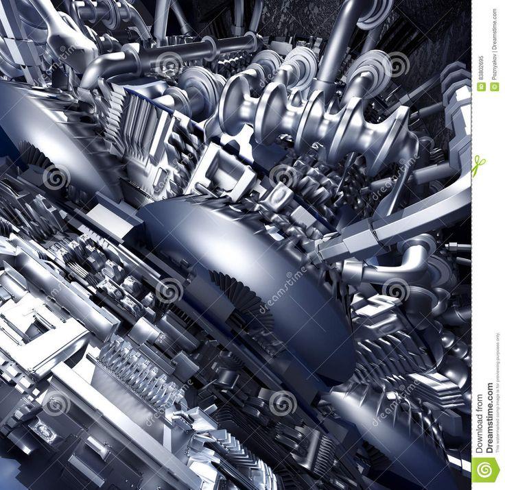 High Tech Factory Stock Image | CartoonDealercom 27917611 – Luvave technology