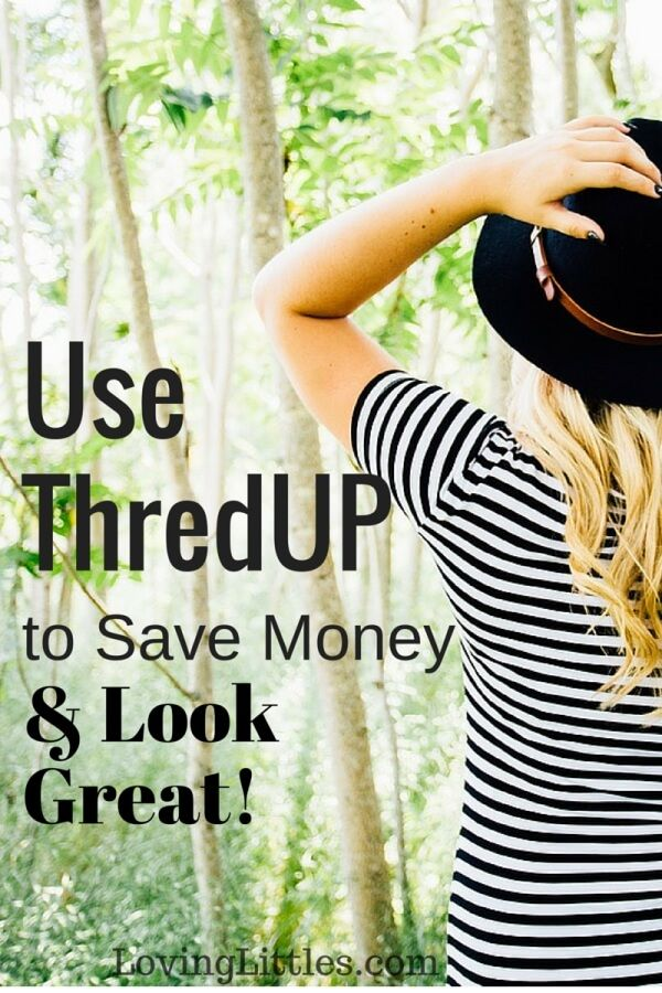 Looking for a way to save money & stay in fashion? I've found a site for you: ThredUP. It's an online consignment shop with great clothes at a great price. See why this is my new favorite place to shop for my family!