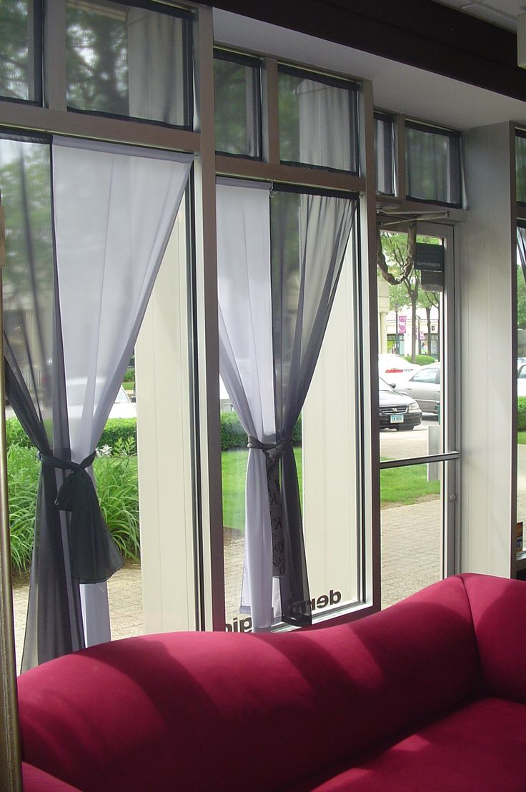 89 Best Images About Spa Curtains On Pinterest
