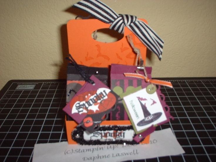 wicked cool mini milk carton halloween - Halloween Cartons