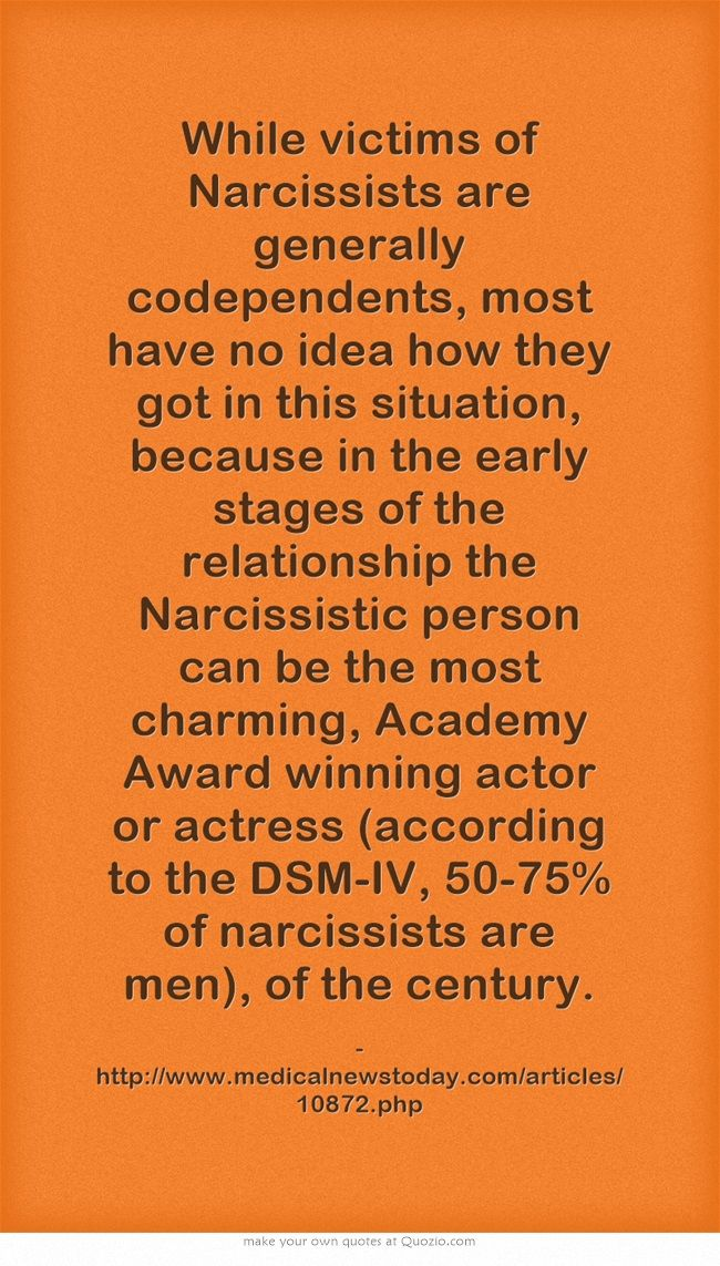 3 stages of dating a narcissist