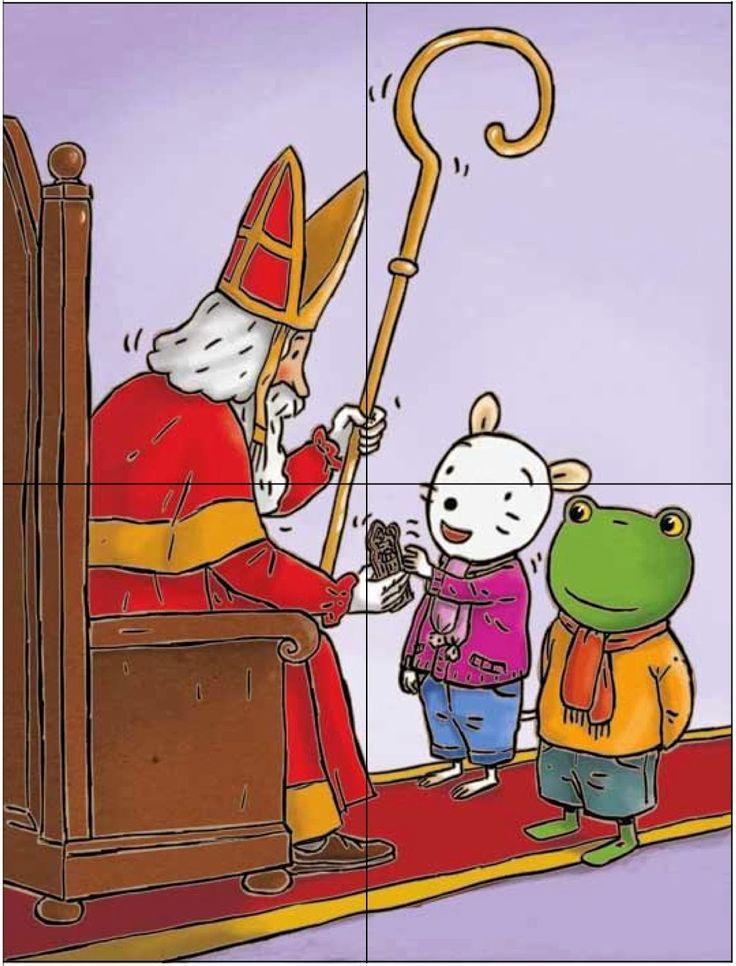 Juf Jessica: Sint & Piet