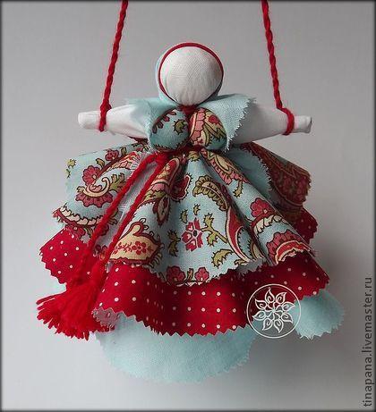 """""""Колокольчик"""" - кукла-оберег,колокольчик,народная кукла,ручная работа"""