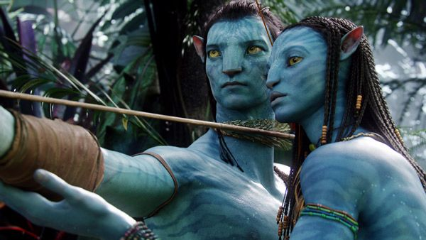 Avatar. I waited for 2 years to watch this movie, thinking that it was too over hyped to be good... I was completely wrong. Good story, and visually stunning on Blu-ray.