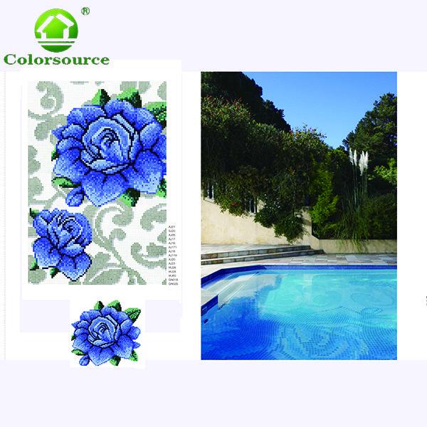 16 best Pool Mosaic Patterns images on Pinterest | Mosaic patterns ...