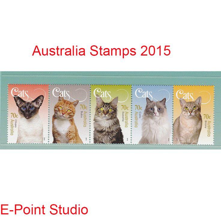 5 sztuk/zestaw Australia znaczki pocztowe 2015 Koty w 5 sztuk/zestaw Australia znaczki pocztowe 2015 Kotypakiet od Stamps na Aliexpress.com | Grupa Alibaba