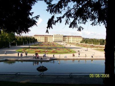 .: ADAM MATUSZYK :. - #Wiedeń - Pałac i Ogrody Cesarskie/Wieden palac cesarski ogrod