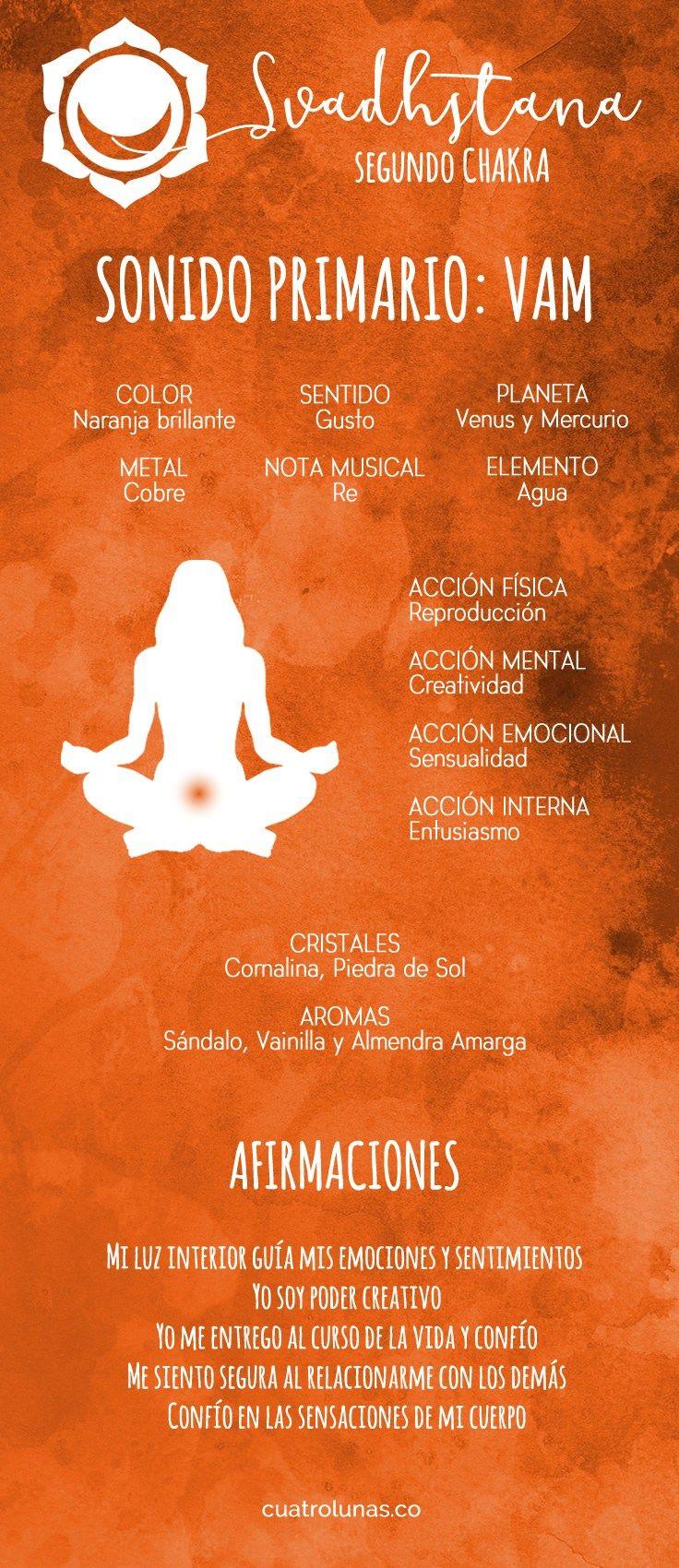 Continuando con la serie sobre la armonización de los siete chakras principales, hoy veremos cómo armonizar el segundo chakra también conocido como Svadhstana o chakra sacro el cual nos conecta con…