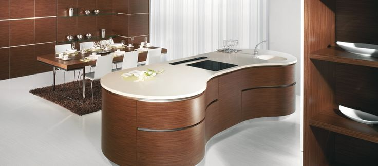 Alaris like to be at the forefront of kitchen design and our designers now have these stunning new curved drawers available to them. http://www.arena-kitchens.co.uk/. We can now create curved drawer islands for the ultimate in storage combined with unique design.