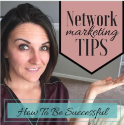 Mompreneurs!  This is YOUR post! Many stay at home moms are looking at network marketing to help bring home an extra income.  Here are some great tips on how to be successful at it!