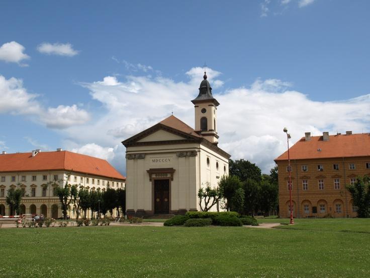 Terezin, Czech Republic.