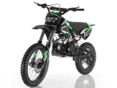 Apollo DB-007 125cc Dirt Bike