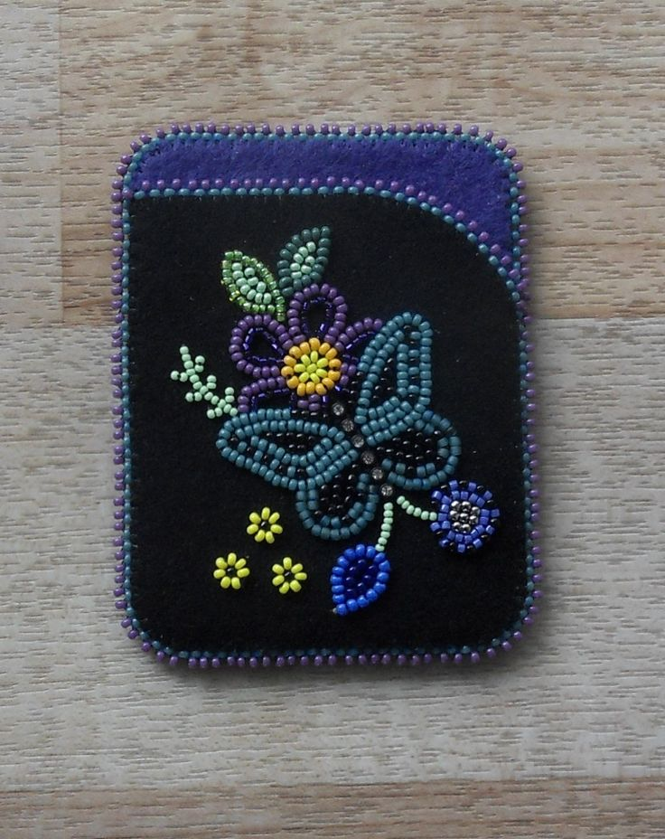 Card Case/Holder that I made over the weekend! It is definitely one of my favorites so far! I just love the colors! Carmen Dennis (Tahltan)