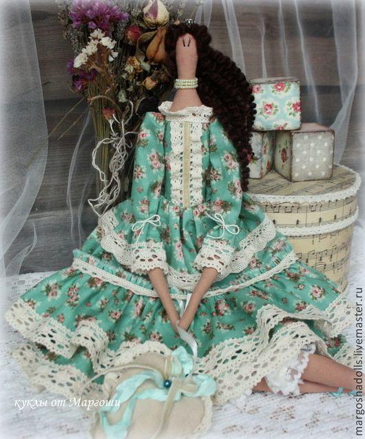 Куклы Тильды ручной работы. Кукла в стиле Тильда.Принцесса Каролина.. Маргарита Пожидаева (Margoshadolls). Интернет-магазин Ярмарка Мастеров.