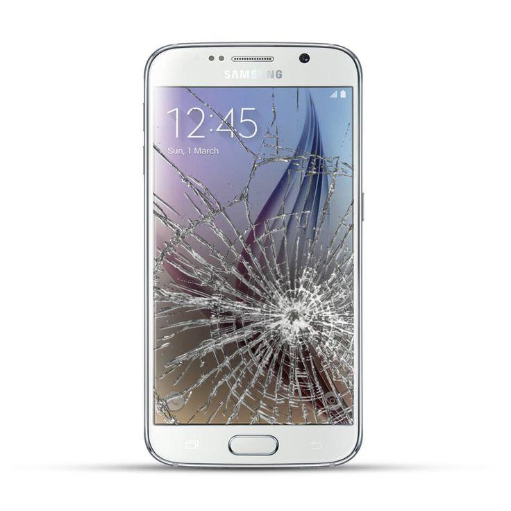 Samsung Galaxy S6 Reparatur LCD Display Touchscreen Glas