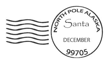 Cheap Christmas Address Labels