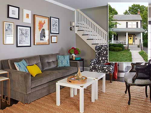 20 inexpensive decorating ideas for small houses - Home Design Ideas For Small Homes
