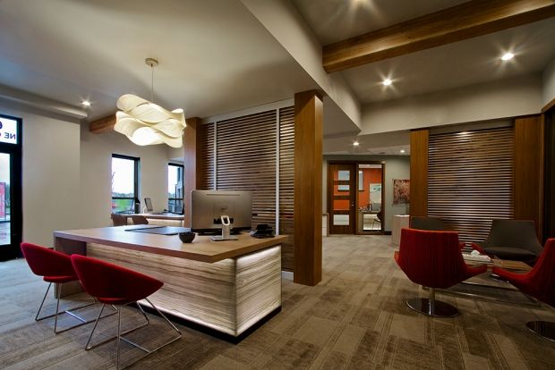 Office Furniture: 19 Best Images About Leasing Office On Pinterest
