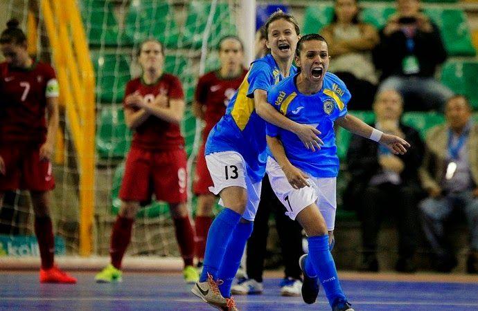 Blog Esportivo do Suíço: Brasileiras fazem história e conquistam pentacampeonato mundial de futsal