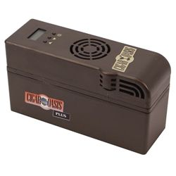 The Cigar Oasis Plus: Humidors to 10 cubic feet.